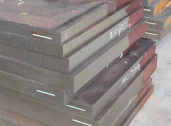 Quenched & Tempered Steel Plates